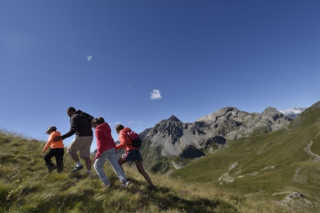 Randonnée en montagne dans les Clubs de la FFS