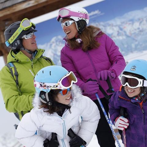 Le Ski en Famille dans les Clubs de la FFS