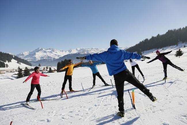 Ski Forme dans les Clubs de la FFS