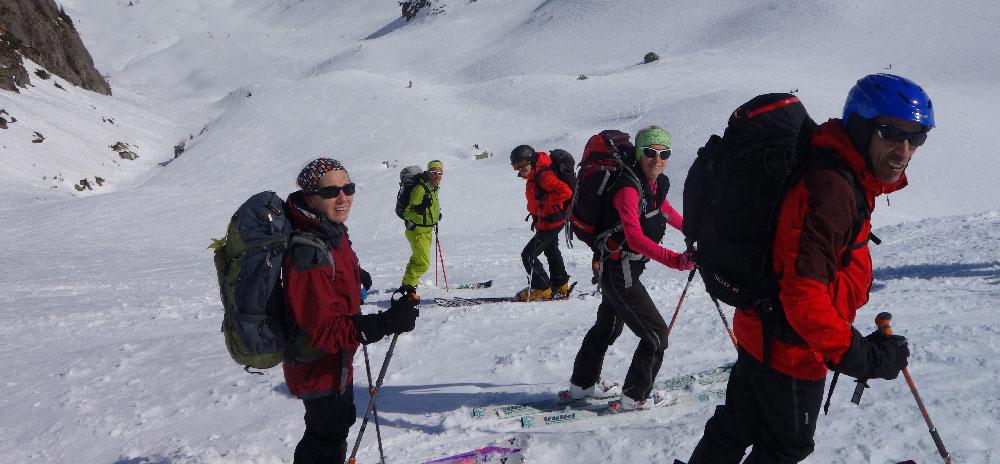 Le ski de randonnée pour toutes et tous